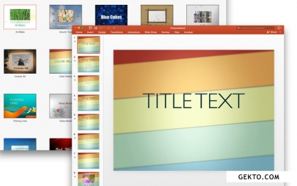 Themes fx for ms powerpoint 2.0. Screenshot №3